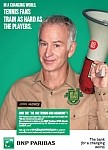 John McEnroe Tennis News