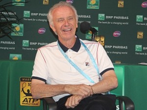 Raymond Moore's Comments At Indian Wells Raise Temperatures