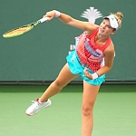 Caty McNally Tennis News