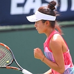 Emma Higuchi Upsets Defending 18s Singles Champion Claire Liu In Second Round at ASICS Easter Bowl