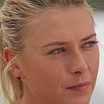 Maria Sharapova Look Right 150