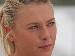 Things Might Be Looking Up For Sharapova