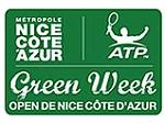 Open de Nice Cote d'Azur Monday Tennis Results