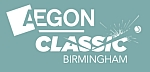 Aegon Classic Monday Tennis Results