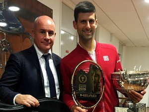 Djokovic Would Love To Win A Golden Grand Slam In 2016
