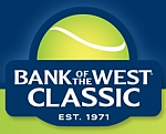 Bank of the West Classic Sunday Tennis Results