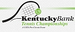 Kentucky Bank Tennis Championships Saturday Tennis Results