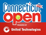 Connecticut Open Thursday Tennis Results