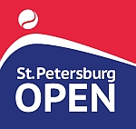 St. Petersburg Open Wednesday Tennis Results