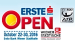 Erste Bank Open 500 Monday Tennis Results