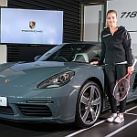 Angelique Kerber Porsche Tennis News