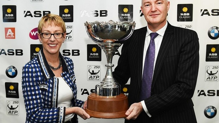 ASB Classic Tennis News