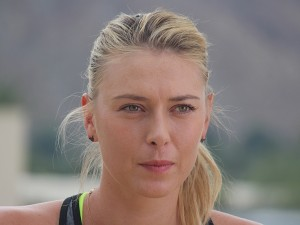 Sharapova Remains Top Income Female Athlete