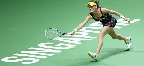 Agnieszka Radwanska Singapore Tennis News