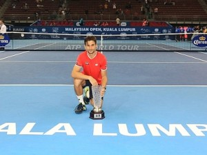 Ferrer Wins Malaysian Open For 4th Title in 2015