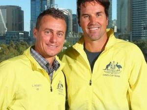 Lleyton Hewitt Named Australian Davis Cup Captain