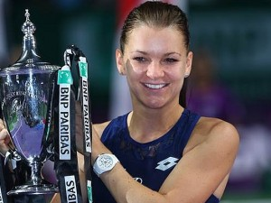 IMG Gets Radwanska And Anderson From Lagardère