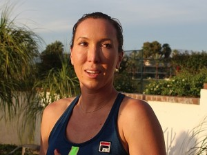 Jankovic Says Everyone On The Tour Is Tired, But Trying