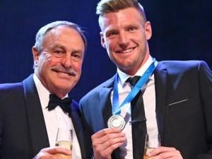 Sam Groth Wins Australia's Top Tennis Award, the Newcombe Medal