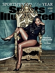 Williams Is Sports Illustrated 2015 Sportsperson Of The Year