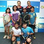 HCL Brings its Inter-School Tennis Challenge to Chennai