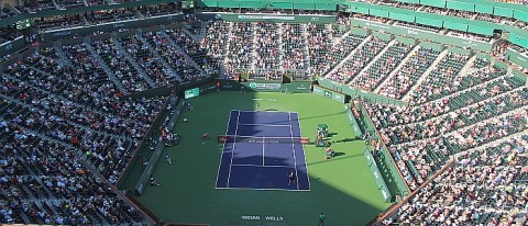 BNP Paribas Open Tennis News