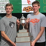 Pacific Coast Men's Doubles Tennis News