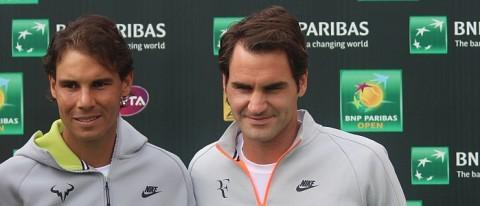 Rafael Nadal Roger Federer Tennis News