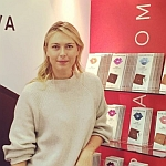 Sharapova To Launch Chocolate Line May 4